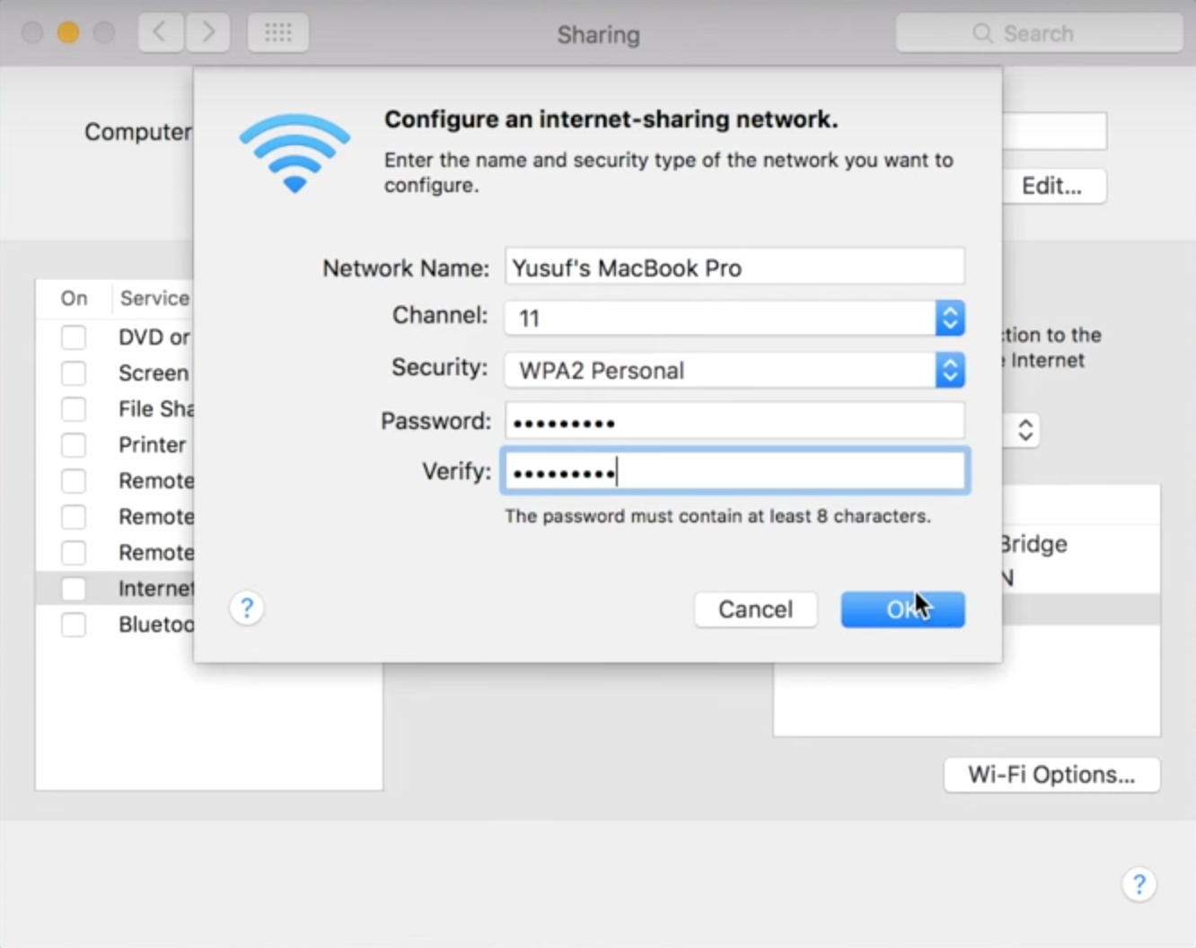How to turn an iPhone into a Wi-Fi hotspot