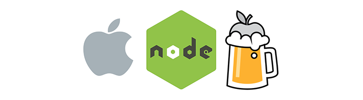 How to install NodeJS and NPM on Mac using Homebrew - How to