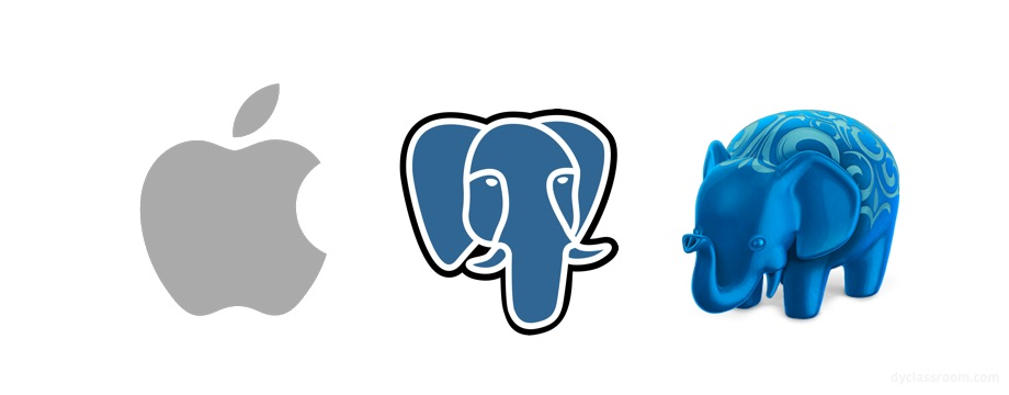 How to install Postgres.app to use PostgreSQL database on Mac