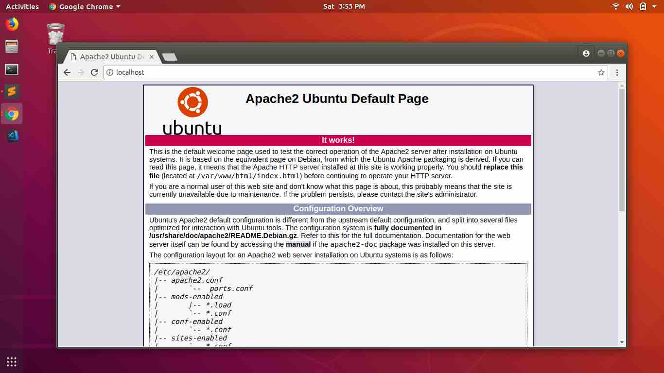 How to change document root of Apache on Ubuntu - How to