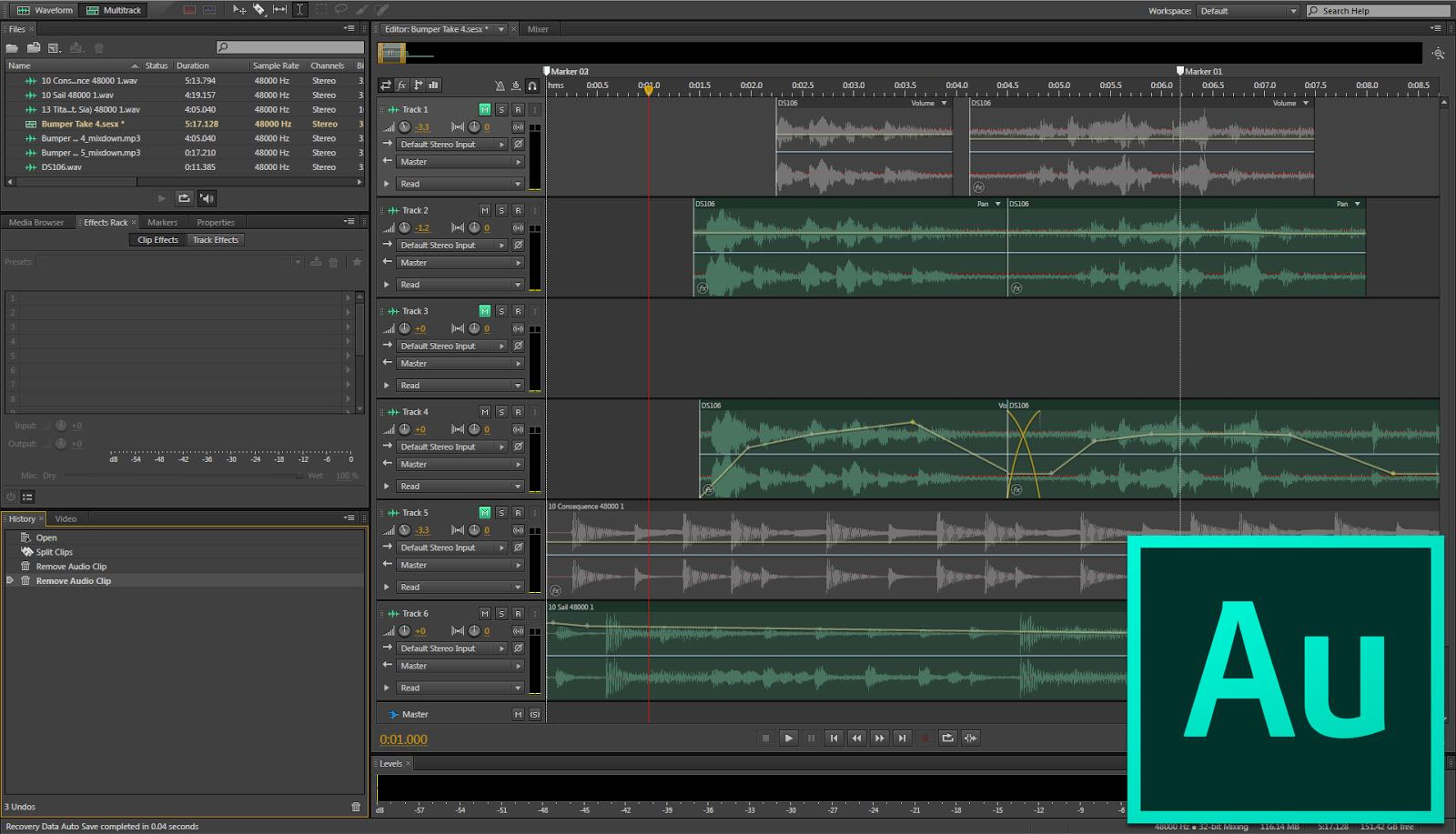List Of Free And Paid Audio Editing Softwares For Youtube